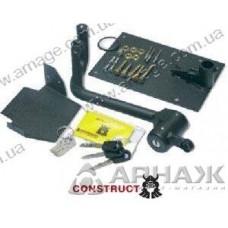 Модельный безштыревой блокиратор Construct BRAKE PEDAL