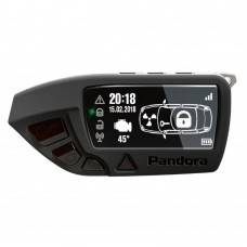 Брелок LCD Pandora D-670 black