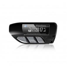 Брелок LCD Pandora D-800 black
