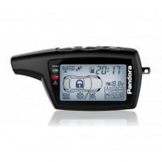 Брелок LCD Pandora D-078 black DX 50B