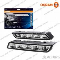Светодиодные (LED) фары Osram LEDDRL301 12V 5 диодов