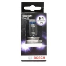 Автолампа Bosch Gigalight Plus120 H4 60/55W 12V P43t (1987301160)