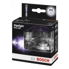 Автолампа Bosch Gigalight Plus120 H4 60/55W 12V P43t (1987301106)