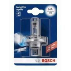 Автолампа Bosch Longlife Daytime H4 60/55W 12V P43t (1987301054)