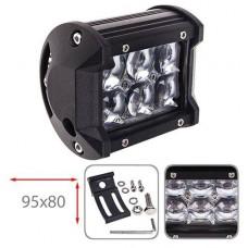 LED фара Vitol LML-C2018 F-5D SPOT