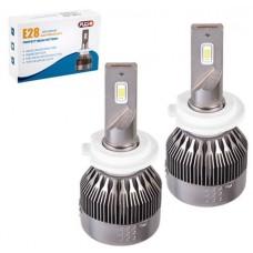 Cветодиодные лампы для авто Pulso E28 H7 36W 3800Lm 6000K