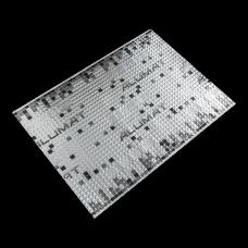 Виброизоляция Acoustics Alumat 1,6мм 700х500