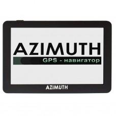 GPS навигатор Azimuth B52 Plus + грузовые карты Европы