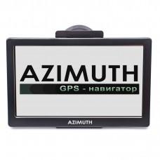 GPS навигатор Azimuth B75 + грузовые карты Европы