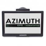 GPS навигатор Azimuth B75 Plus + грузовые карты Европы