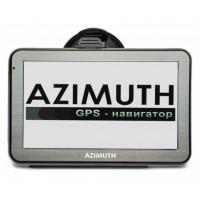 GPS навигатор Azimuth B55 + грузовые карты Европы