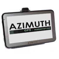 GPS навигатор Azimuth B55 Plus + ЛЮБЫЕ КАРТЫ + FREE ДОСТАВКА