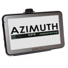 GPS навигатор Azimuth B55 Plus + грузовые карты Европы