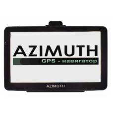 GPS навигатор Azimuth B79 Pro + грузовые карты Европы