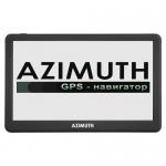 GPS навигатор Azimuth S74 + грузовые карты Европы
