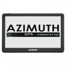 GPS навигатор Azimuth S74 + ЛЮБЫЕ КАРТЫ + FREE ДОСТАВКА