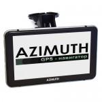 GPS навигатор Azimuth M705 + ЛЮБЫЕ КАРТЫ + FREE ДОСТАВКА