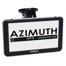 GPS навигатор Azimuth M705 + грузовые карты Европы