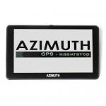 GPS навигатор Azimuth M703 + грузовые карты Европы