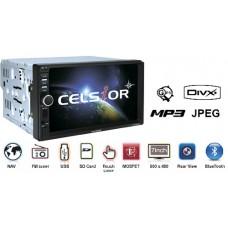 Автомагнитола Celsior CST- 6505G