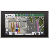 Garmin DriveSmart 55: штурман автомобильных путешествий