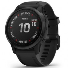 Garmin Fenix 6S Pro Black with Black Band 010-02159-14