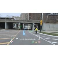 Panasonic представила голографический дисплей для автомобилей нового поколения