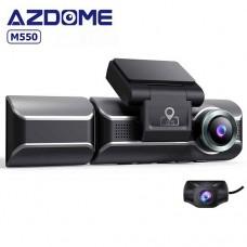 Azdome M550 с тремя камерами